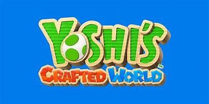 Nintendo Yoshi Switch Crafted Yoshis Games Title