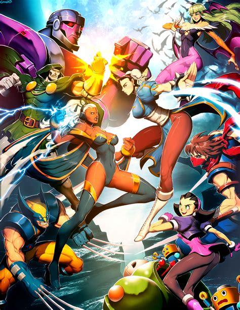Ultimate Marvel Vs Capcom 3 Discussion Thread
