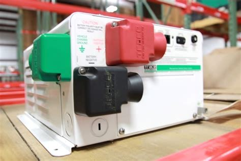 rv components  trace engineering inverter charger
