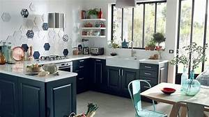 Peinture A Effet Pour Meuble : peinture pour meuble de cuisine castorama youtube ~ Melissatoandfro.com Idées de Décoration