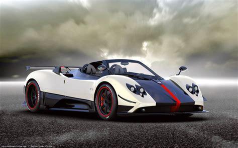 Pagani, Pagani Zonda Cinque, Car, Supercars, Hypercar Wallpapers HD / Desktop and Mobile Backgrounds