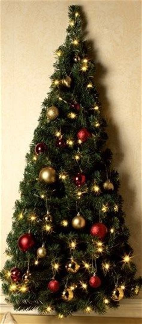 pre lit wall mount  christmas tree light  clear led
