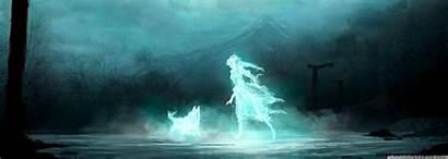 Ghost Desktop Dark Definition Fullscreen
