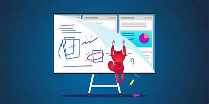 Trello Brainstorming Ferramenta Shortcuts Onboarding Infographic Keyboard