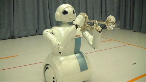 Toyota Robot by Toyota May Say Domo Arigato To S Robotics Firms