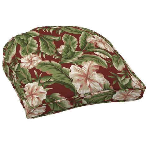 Kmart Wicker Chair Cushions by Arden Companies Wicker Chair Cushion Palm Floral
