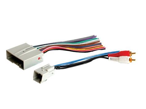 Stereo Wire Harness Ford Explorer Sport Trac