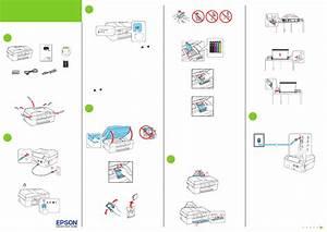 Epson Epson Workforce 520 Quick Start Manual