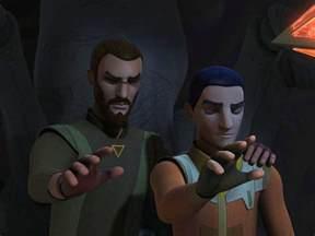 Star Wars Rebels Season 4 Ezra