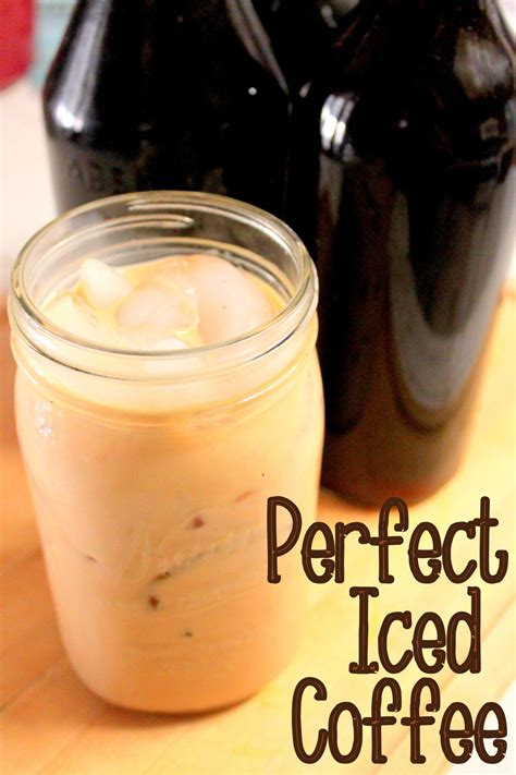 And with this easy perfect iced coffee recipe, you won't have to overpay for coffee ever. Perfect Iced Coffee: The BEST Iced Coffee Recipe Ever! #coffee #summer | Coffee recipes, Best ...