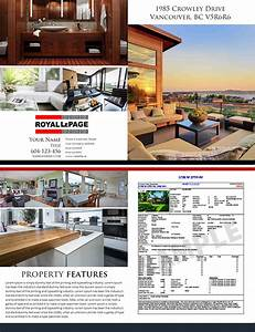 Feature sheet 4 pages template 07 realtorpapa for Real estate feature sheet template free
