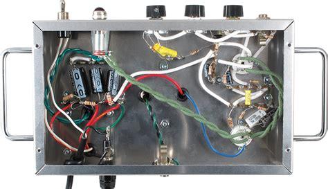 Amp Kit Mod Kits Guitar Amplifier Antique