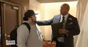 Dwayne Johnson Delivers A Rock Solid Surprise To Fan ...