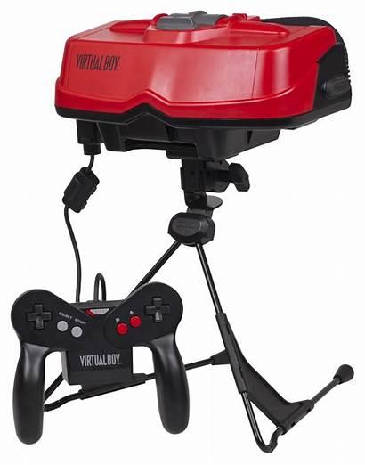 Virtual Boy Games Console Nintendo Neko Portable