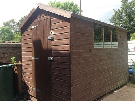 gumtree garden sheds 10 x 6 wooden garden shed in grange edinburgh gumtree