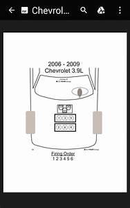 2008 Chevrolet Impala Engine Diagram