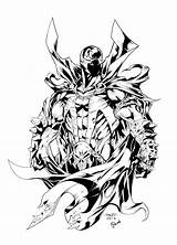 Deviantart Spawn Ink Drawing Line Sketch Comic Comics Dreamcatcher Digital Coloring Pages Adult Drawings Books Adults Tattoo Artwork Marvel Designs sketch template