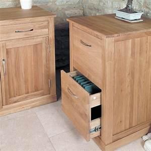 Mobel Oak Home Office 2 Drawer Filing Cabinet Best Price