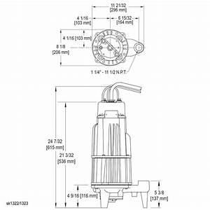 840 Grinder Pump