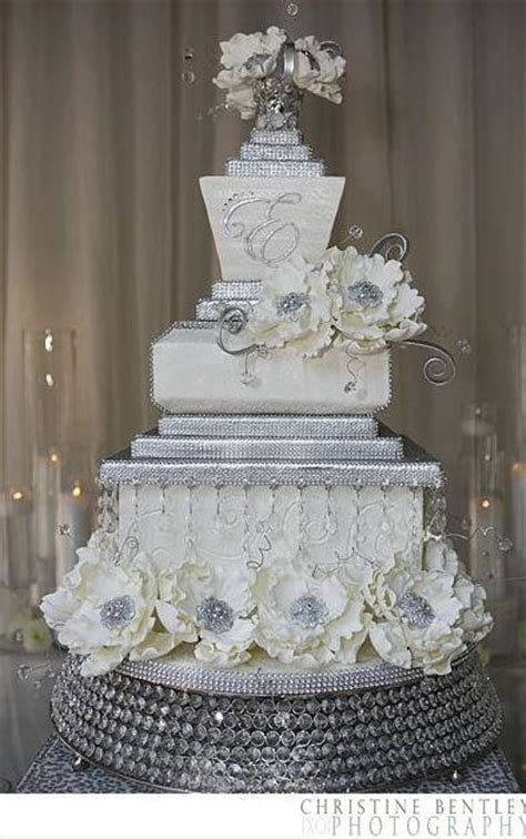bling wedding cakes remarkable rhinestone bling for weddings and events