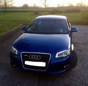 Audi A3 Bleu : stunt51 a3 2 0 tdi sline bleu garages des a3 2 0 tdi 136 140 143 page 2 forum audi a3 8p ~ Medecine-chirurgie-esthetiques.com Avis de Voitures