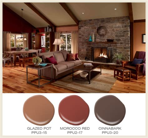 terracotta paint color kitchen colorfully behr color of the month terracotta 6034