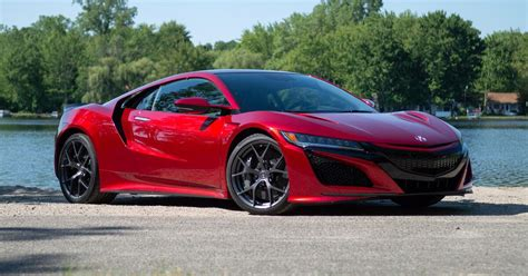 acura nsx review  softer side  supercars roadshow