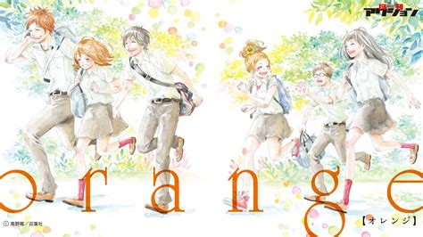 Orange Wallpaper Anime - shoujo wallpapers for september 2014 of