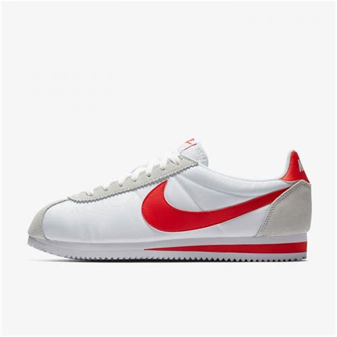 jual sepatu sneakers nike classic cortez white