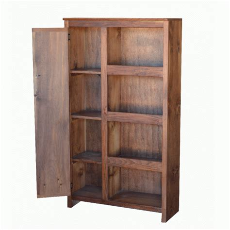 solid wood pantry cabinet farmhouse one door solid wood storage pantry cupboard