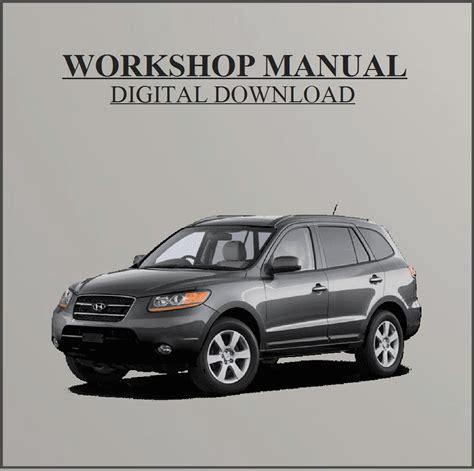 motor auto repair manual 2012 hyundai santa fe instrument cluster hyundai santa fe 2007 2012 workshop service manual