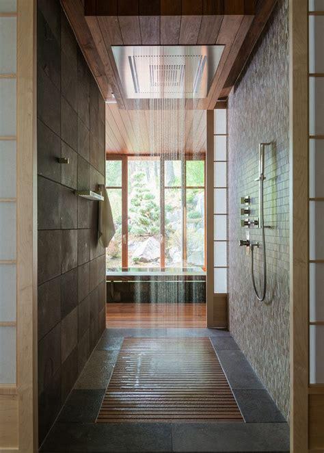 shower trend teak wood floor remodeling contractor