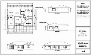Floor Plans And Elevation Drawings Pdf