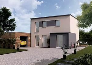 Grande Surface Clermont Ferrand : la maison contemporaine isalie une maison de ville qui s ~ Dailycaller-alerts.com Idées de Décoration