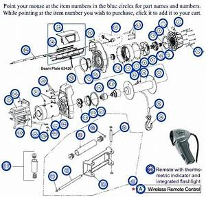 Mile Marker Winch Solenoid Wiring Diagram