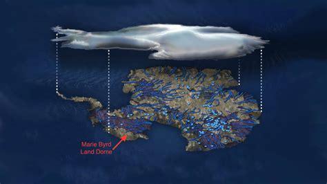 Supervolcano May Be Melting Antarctic Ice Sheet