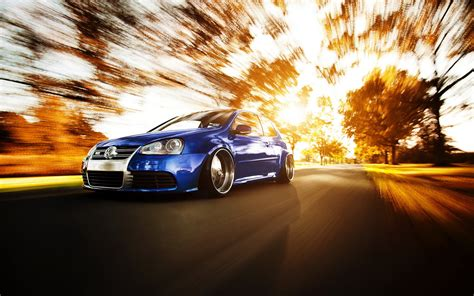 1 Volkswagen R32 Hd Wallpapers