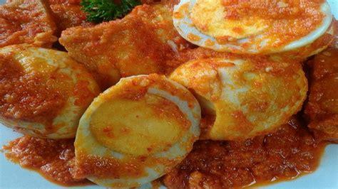 resep masakan bali telur  tahu resep