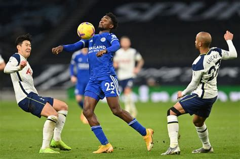 Leicester City player ratings v Tottenham: Ndidi colossal ...