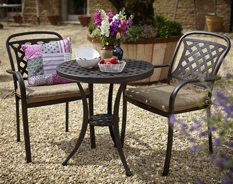 small bistro table set patio furniture for small spaces bistro set aluminium