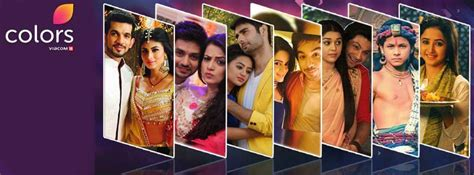 color tv serial list of colors tv serials and schedule trp rating