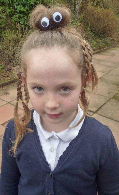 crazy hair day jigsaw hayton    primary school