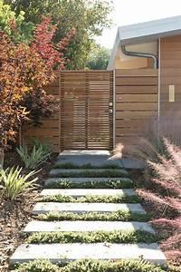 Gartentor Holz Rustikales Vs Modernes Design Garten