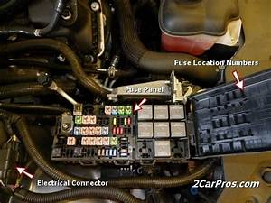 35 2008 Dodge Caliber Fuse Box Diagram