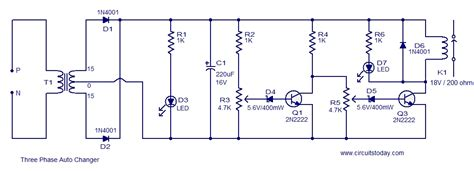 phase ac voltage electrical wiring diagrams fuse box