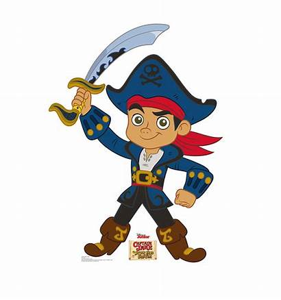 Jake Pirates Neverland Captain Pirate Jack Disney