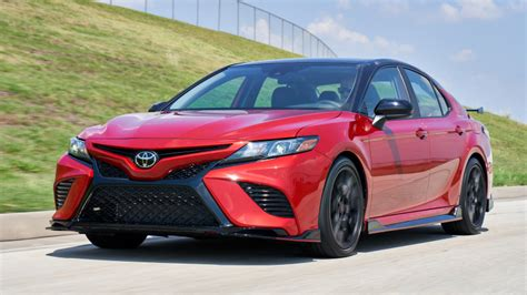 toyota camry trd  drive review driving