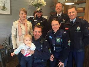Coffee with a cop in Bundanoon: PHOTOS | Southern Highland ...