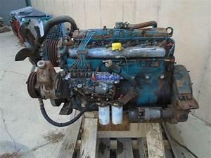 International Dt466   U0026quot C U0026quot  Model  7 6l Oem Engine Complete Mechanics Special