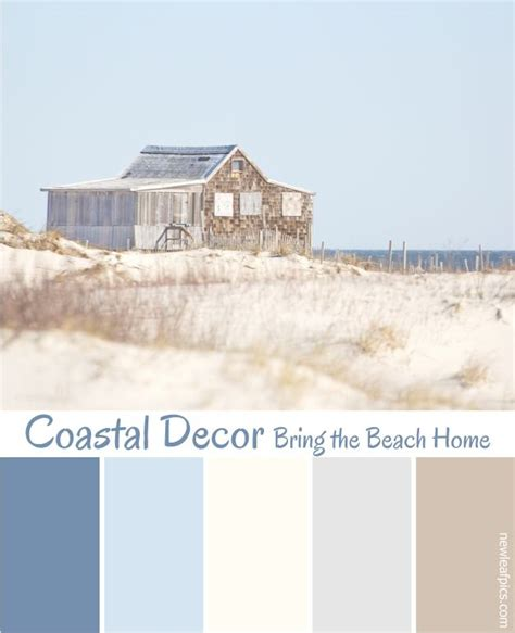coastal decorating is one of this years hottest design